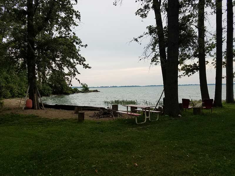 Grand Lake St Marys Vacation Home The 8 Acres